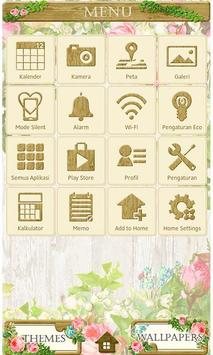 Flower Wallpaper Secret Garden screenshot 2