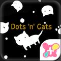 Cute Wallpaper Dots 'n' Cats