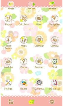Flower Flow Wallpaper Theme screenshot 2
