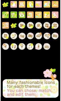 Flower Flow Wallpaper Theme screenshot 3