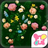 ikon Classy Tema-Roses in Bloom-