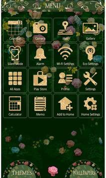 Classy Theme-Roses in Bloom- captura de pantalla 2