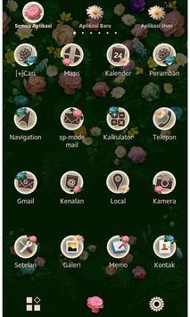 Classy Tema-Roses in Bloom- screenshot 1