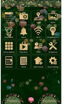 Classy Tema-Roses in Bloom- screenshot 2