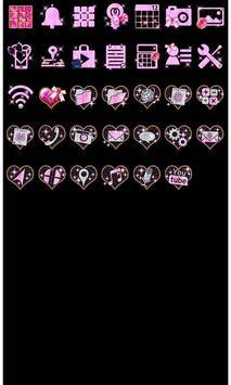 Sparkling Heart Wallpaper screenshot 3