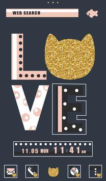 壁纸·图标 LOVE CAT 海报
