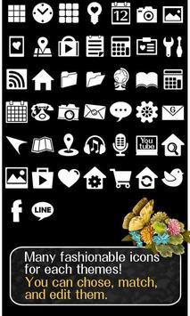 Flowers & Leopard Wallpaper screenshot 3