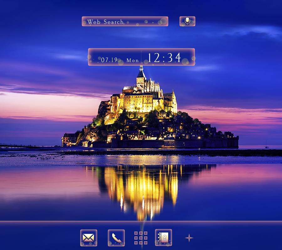 Wallpaper Tema Mont Saint Michel For Android Apk Download