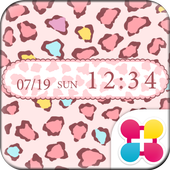 Cute Wallpaper Leopard Candy icon