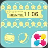 Lemonade flowers Wallpaper icon