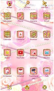 Cute Wallpaper Secret Rose screenshot 1