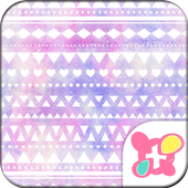 Cute Theme-Pastel Tribal- icon
