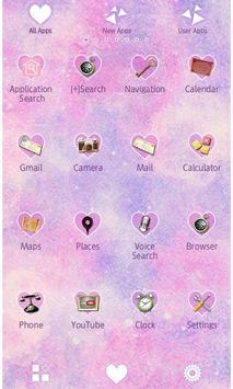 Cute Theme-Pastel Tribal- screenshot 1