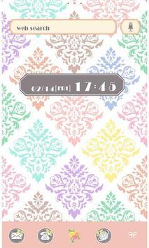 Chic Wallpaper Sweet Pastel poster