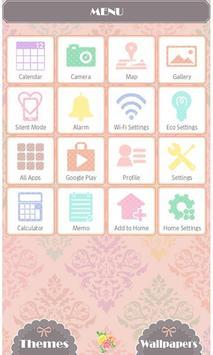 Chic Wallpaper Sweet Pastel screenshot 2