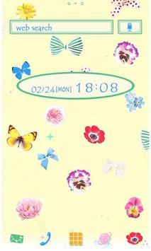 Spring Wallpaper Petite Fleur poster