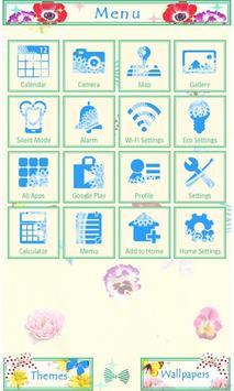 Spring Wallpaper Petite Fleur screenshot 2