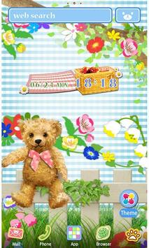 Bear Theme Picnic with Teddy poster