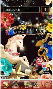 Unicorn Dream Wallpaper poster