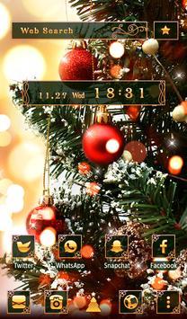خلفيات وأيقونات Christmas Tree تصوير الشاشة 4