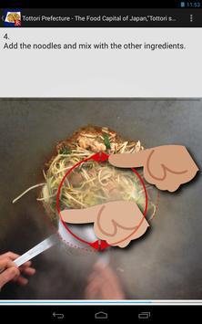 "Cooking ""offal fried noodles"" screenshot 1"