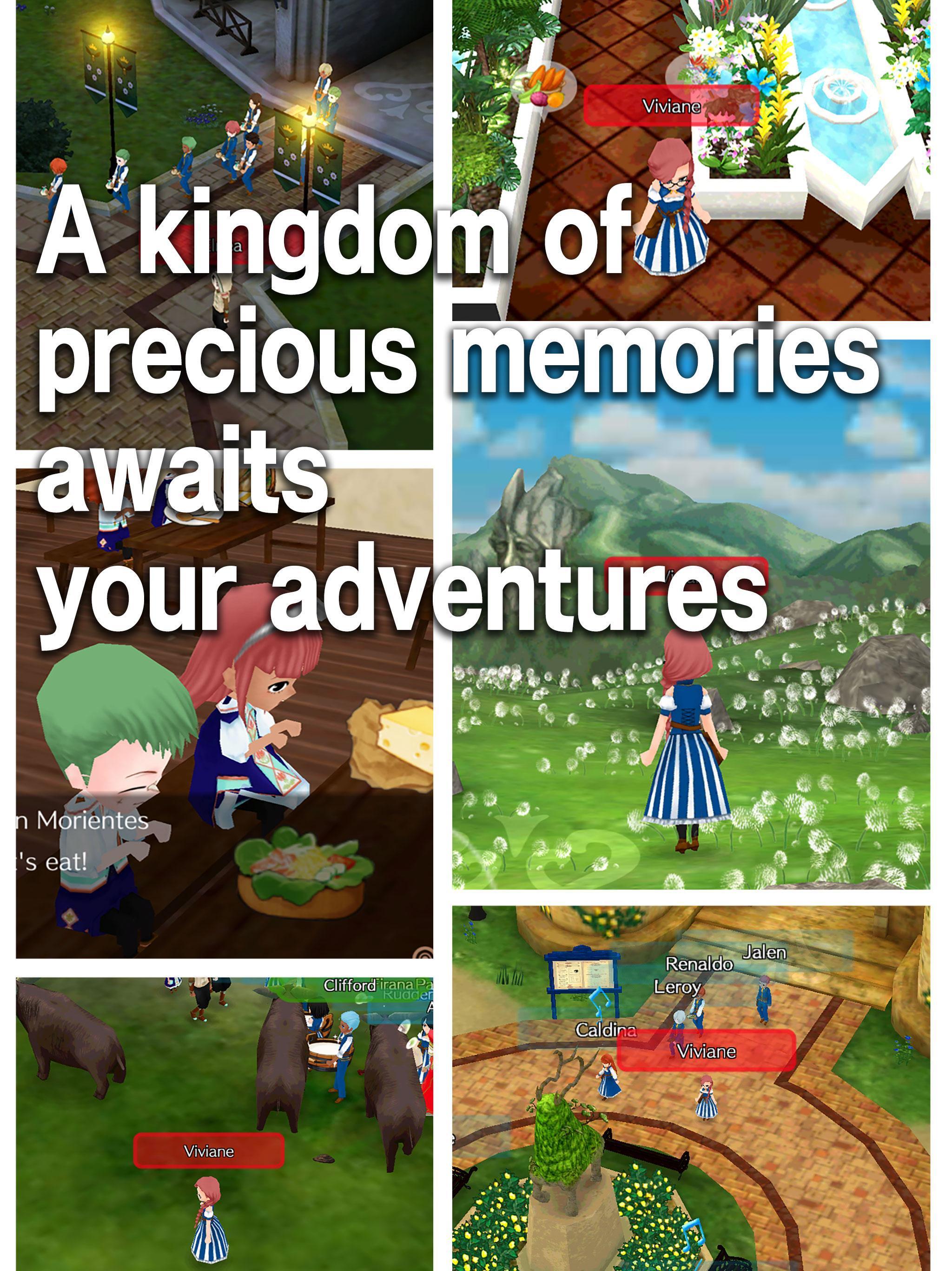 Worldneverland Elnea Kingdom Apk 2.1.4
