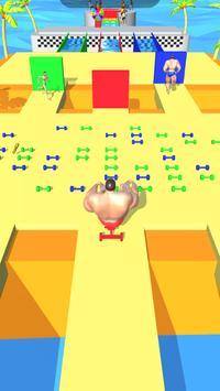 Muscle Race 3D screenshot 3