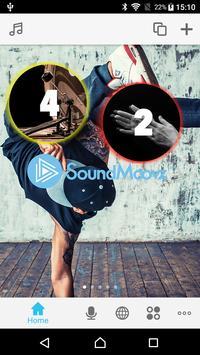 SoundMoovz Plakat