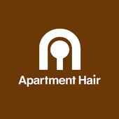佐賀市美容室 Apartment Hair icon