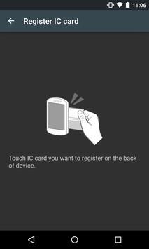 SmartPassLock NFC screenshot 2
