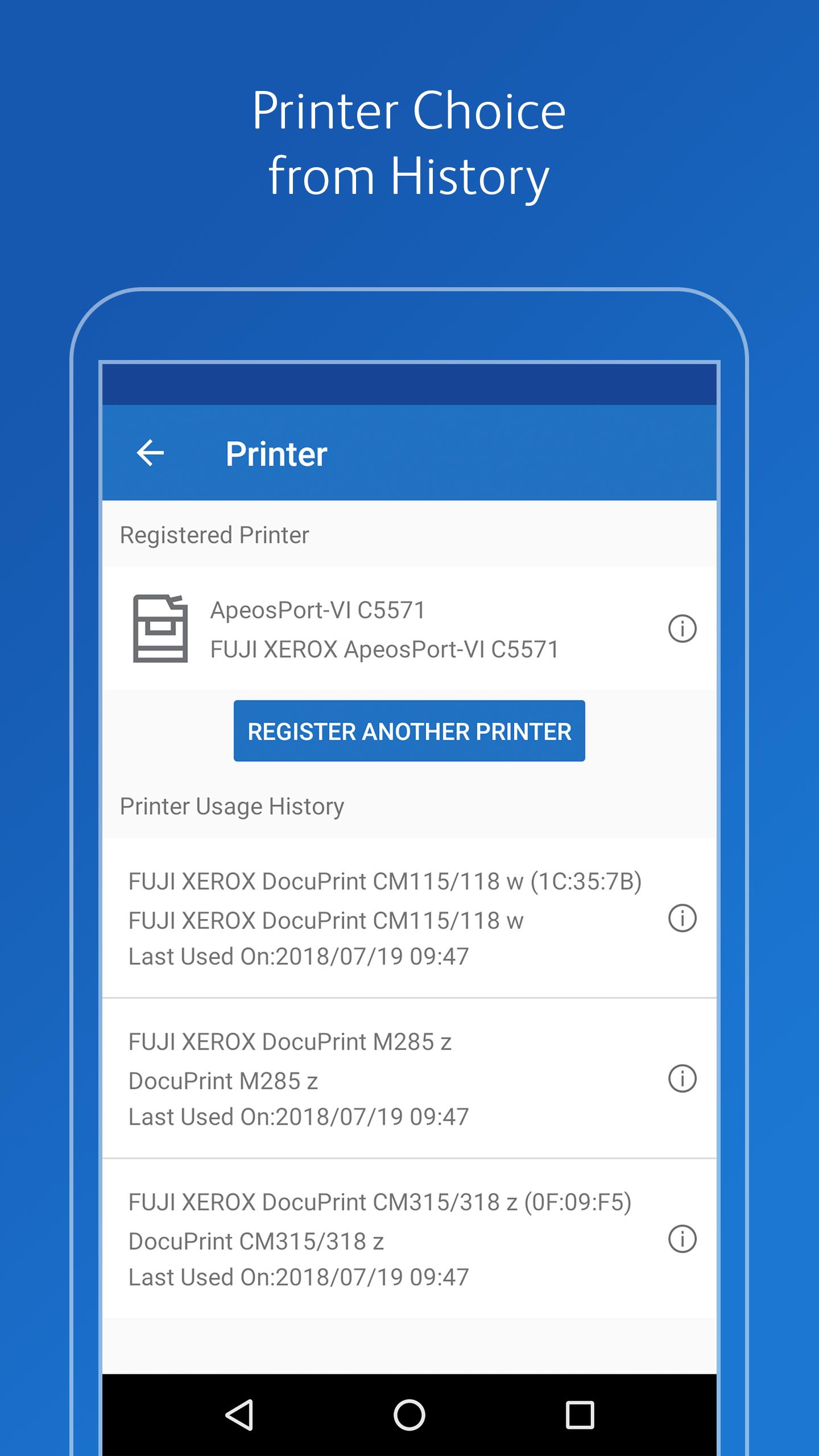 Fuji Xerox Print Utility For Android Apk Download
