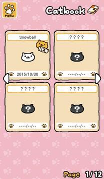 Neko Atsume screenshot 1