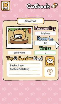 Neko Atsume screenshot 2