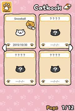 Neko Atsume screenshot 6