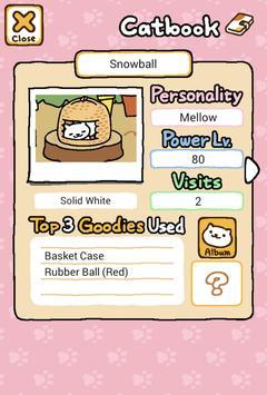 Neko Atsume screenshot 7
