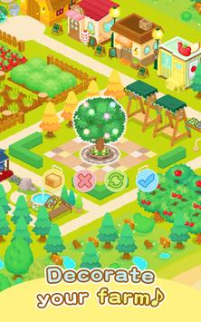 Rilakkuma Farm syot layar 13