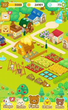 Rilakkuma Farm syot layar 15