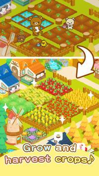 Rilakkuma Farm syot layar 5
