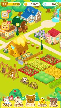 Rilakkuma Farm syot layar 9