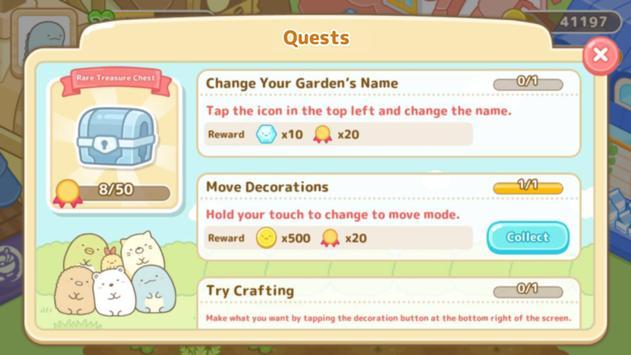 Sumikkogurashi Farm screenshot 14