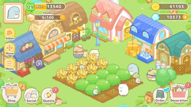 Sumikkogurashi Farm screenshot 1
