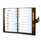 Calendar, Personal Planner & Diary - Jorte icon