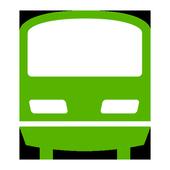 乗換案内 icono
