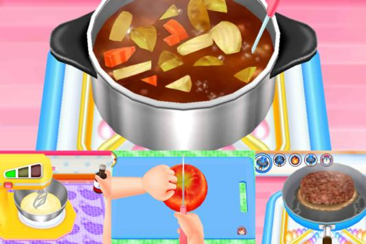 Cooking Mama: Let's cook! Cartaz
