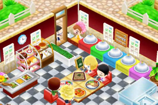 Cooking Mama: Let's cook! स्क्रीनशॉट 2
