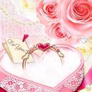 Love ring♪cute kirakira (FREE) APK