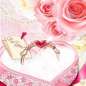 Love ring♪cute kirakira (FREE) 图标