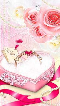Love ring♪cute kirakira (FREE) 海报