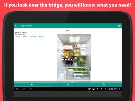 Pantry Photo-Fridge manage app screenshot 7