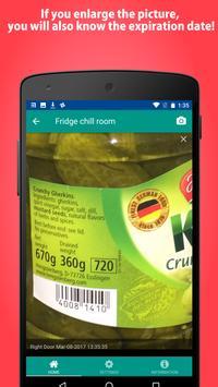 Pantry Photo-Fridge manage app screenshot 3